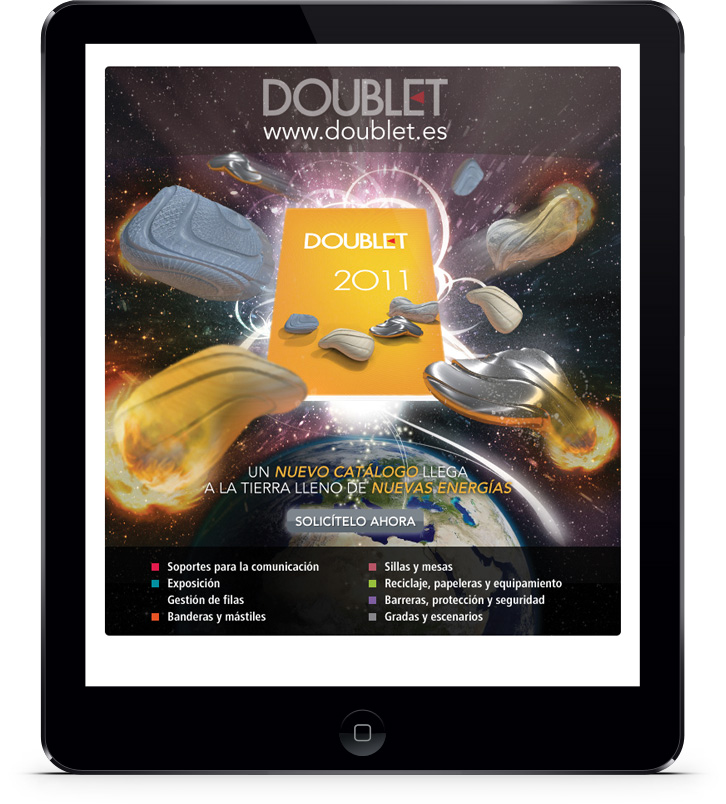 Disseny de campanyes d'Email Màrqueting per Doublet