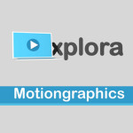 Vídeo animació showreel en motiongraphics per a Xplora