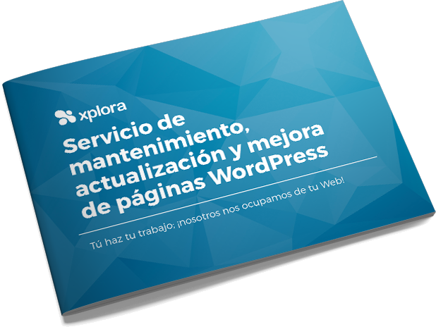 Informació i preus de manteniment, actualització i millora de pàgines Web en WordPress