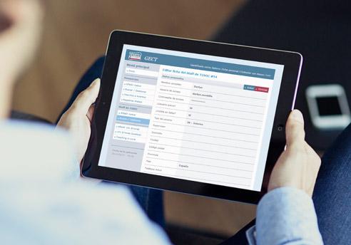 Programació Web de CRM de gestió de clients de TISOC